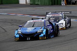 """Button explains race against """"very different"""" DTM cars"""