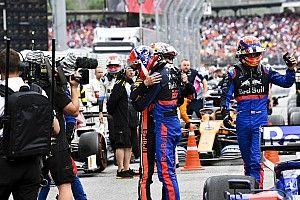 Albon alig hiszi el, hogy Verstappen csapattársa lehet