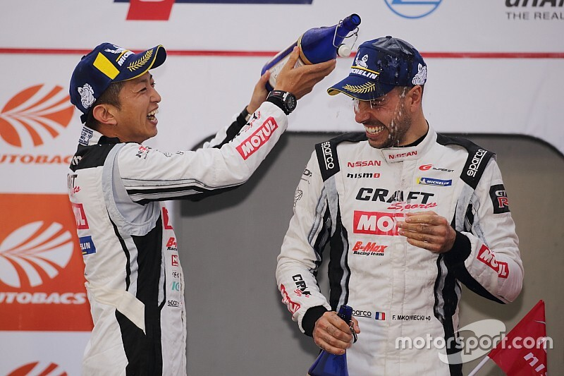 Makowiecki credited for ending Nissan's losing streak