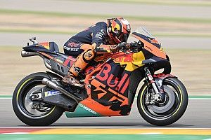 KTM's Espargaro declared fit for Thailand GP