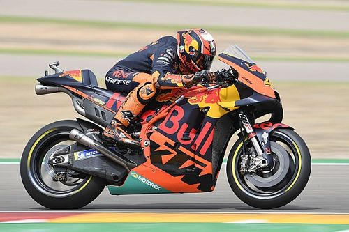 KTM's Espargaro declared fit for Thailand GP