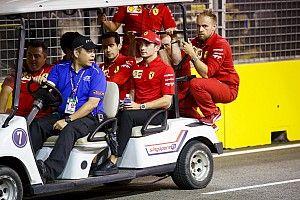 Hatalmas és látványos F1-es képgaléria Szingapúrból