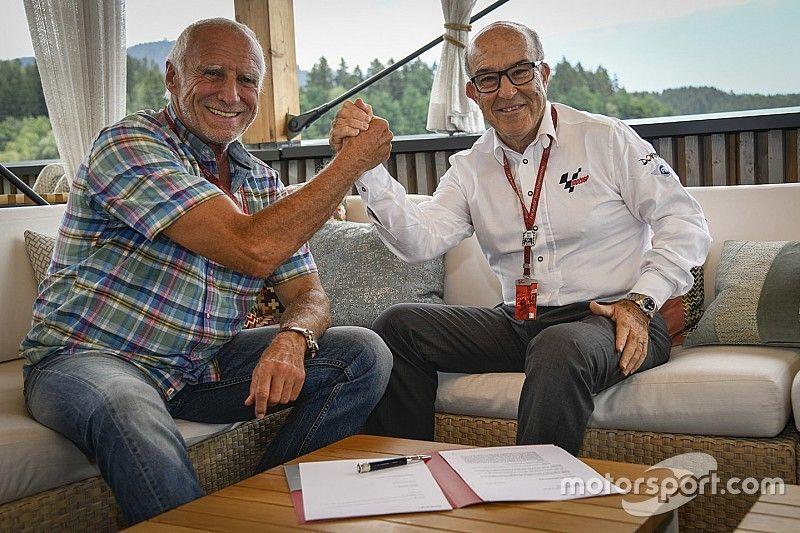 El Red Bull Ring renueva con MotoGP hasta 2025