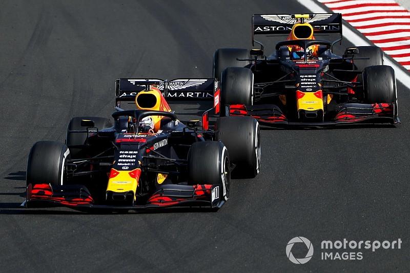 Сравнение: каким выдался сезон Red Bull после перехода на Honda