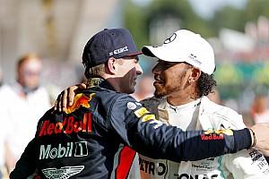 """Coronel: """"Verstappen moet signaal afgeven aan Hamilton voor 2020"""""""