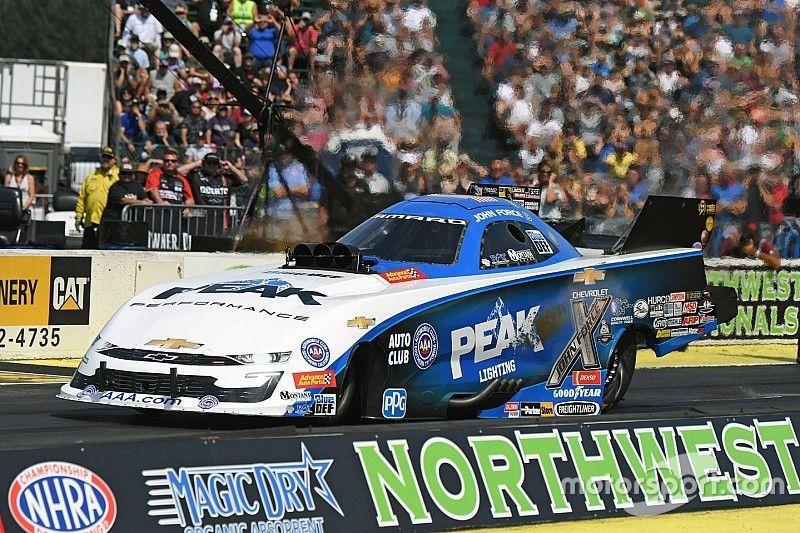 John Force scores 150th Funny Car win