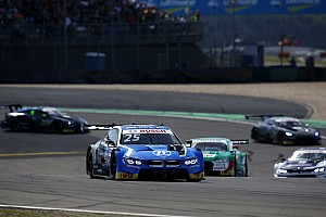 DTM planning F1-style twin-race format