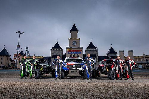 Nowe sportowe wyzwania Energylandia Rally Team