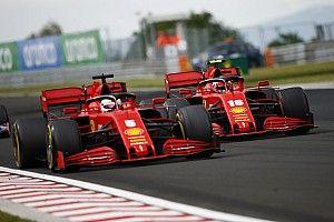 F1: Presidente da Ferrari admite melhora da equipe e luta por vitórias só a partir de 2022
