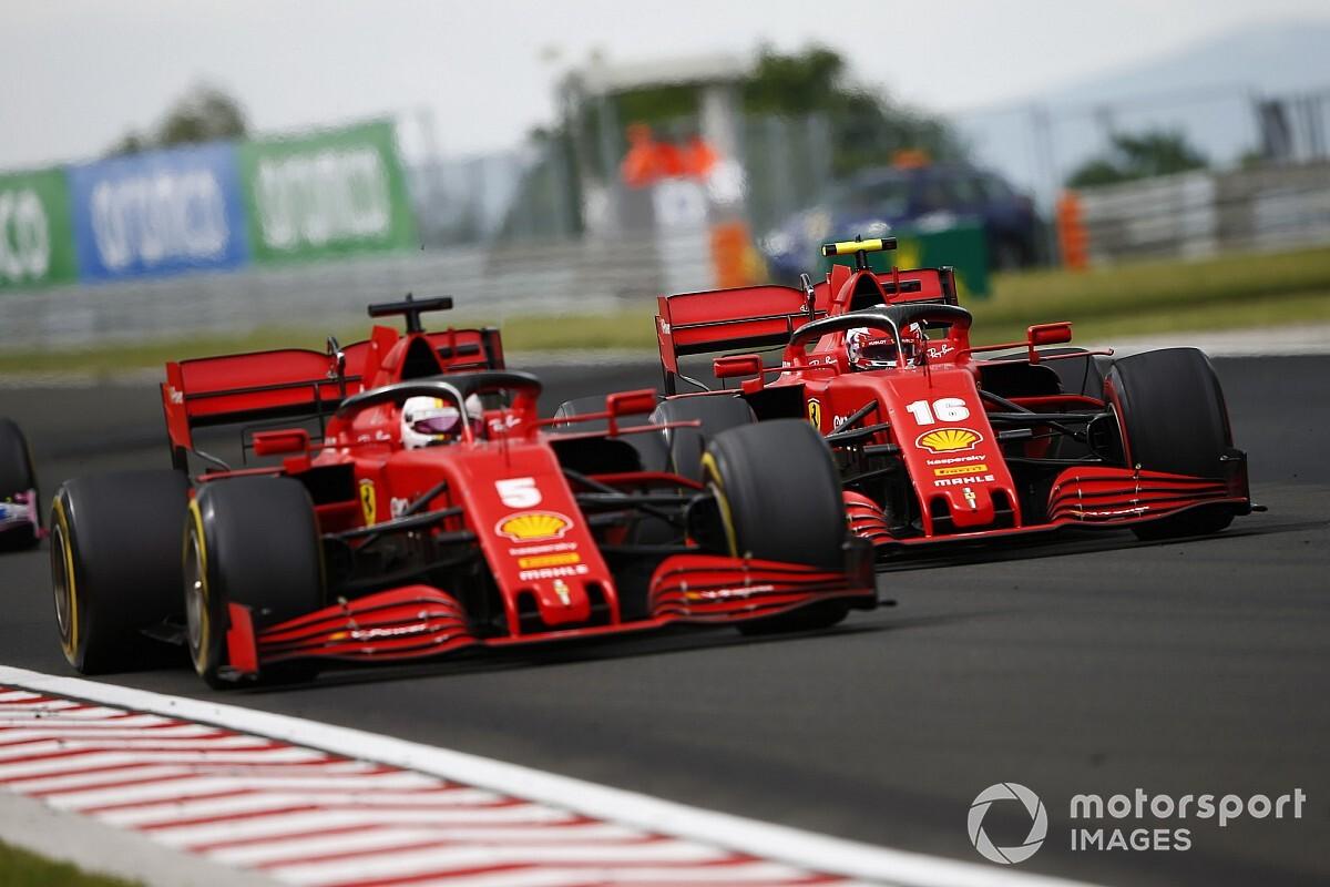法拉利老板不指望2022年之前获得F1胜利