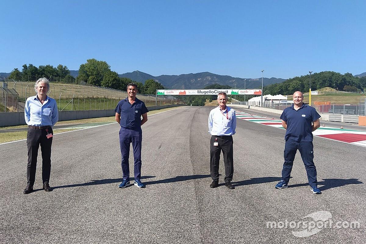 Mugello, FIA tarafından denetlendi, Imola F1'e bir adım daha yaklaştı