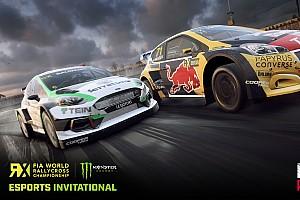 El World RX lanza su campeonato virtual junto a Motorsport Games y Codemasters