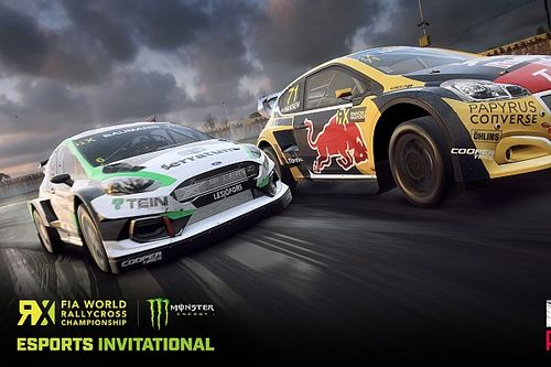 El World RX lanza su campeonato virtual junto a Motorsport Games y Codemasters