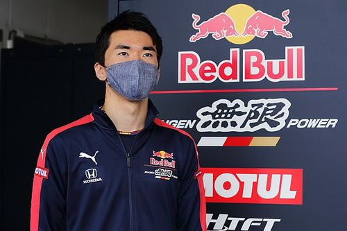 Sasahara replaces unwell Makino for Suzuka test