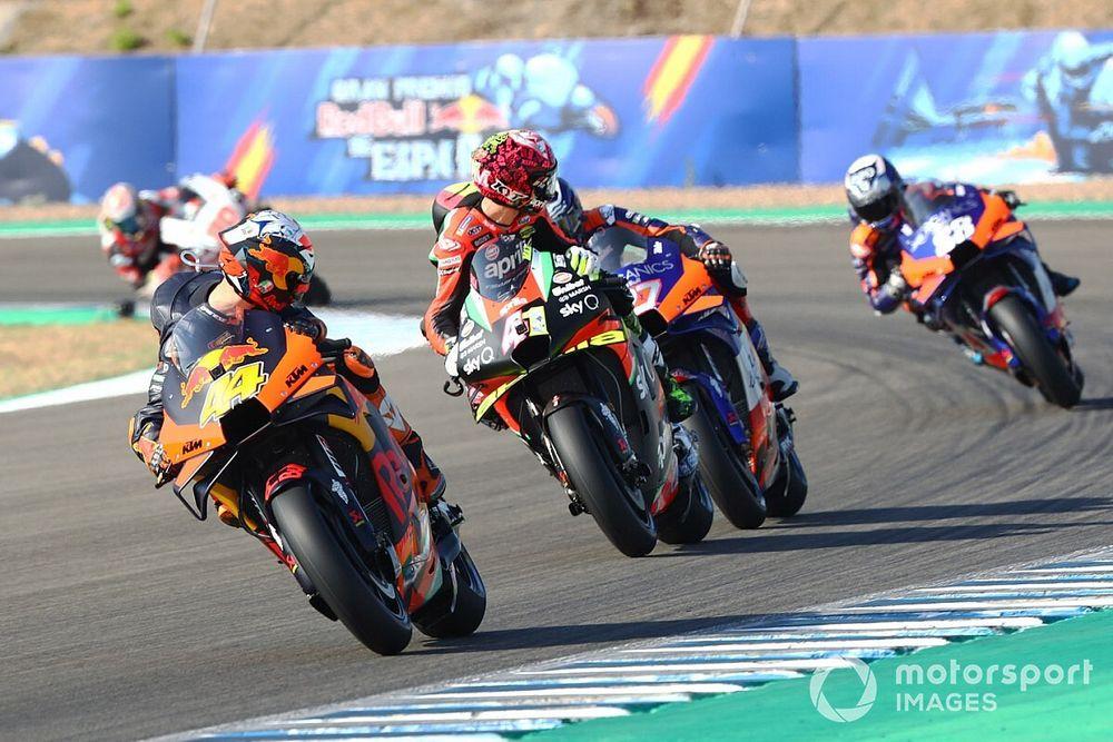 Espargaro, KTM'in MotoGP başarısının Aprilia'da tekrarlanabileceğini düşünmüş
