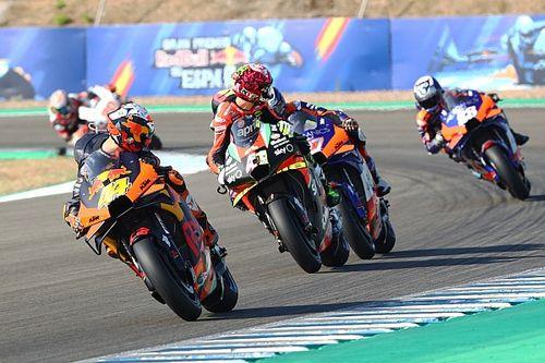Aleix Espargaró vio posible que Aprilia avanzara tanto como KTM
