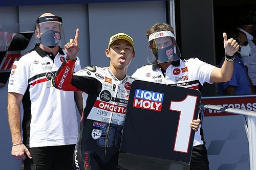Moto3, Andalusia: trionfa Suzuki, sul podio Vietti
