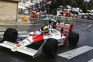 Ayrton Senna's Formula 1 cars: McLaren MP4/4, Lotus 97T and more
