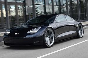Új képeken nézhetjük meg, hogy mutat majd az utcán a Hyundai Prophecy