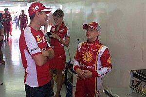 Petecof revela conselho curioso de Vettel no primeiro diálogo com tetracampeão mundial