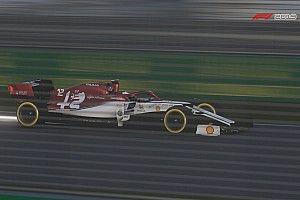 Nagy győzelemmel mutatkozott be Bereznay Dani új csapattársa az Alfa Romeónál az F1 Esport Azeri Nagydíjon