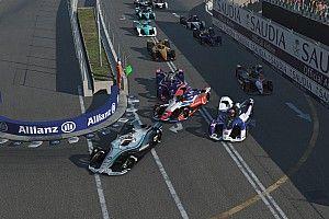 LIVE : La Formule E virtuelle dans les rues de Hong Kong