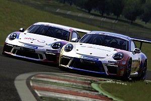 Primo via a Monza con 22 piloti per la Porsche Esports Carrera Cup Italia