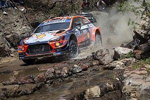 WRC, Rally Messico, PS5: riscossa Hyundai. Ogier allunga