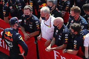 Ферстаппен не захотел «сидеть как бабушка» и ослушался Red Bull