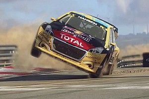 Shane Van Gisbergen s'impose en World RX Esports
