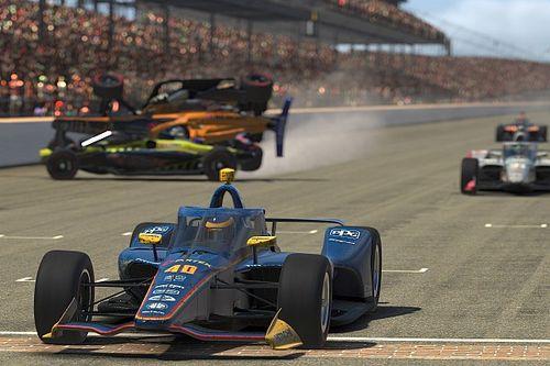 McLaughlin pakt tweede zege in online IndyCar-race