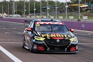 2020 Supercars Darwin Triple Crown race results