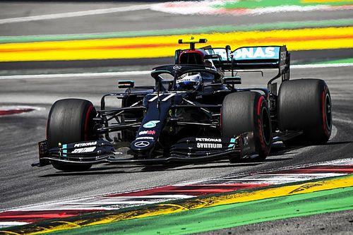 Megérkezett a Mercedes új csúcstechnológiás fejlesztése: Valtteri ROBOTtas!