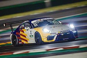 Carrera Cup Italia, Misano: Fumanelli precede Monaco nelle libere notturne