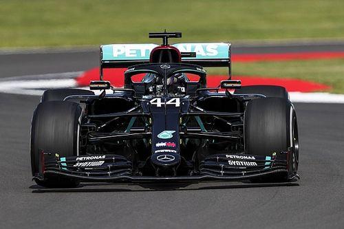 Hamilton-pole Silverstone-ban is, Hülkenberg egy 13. hellyel tért vissza a Brit Nagydíj időmérőjén