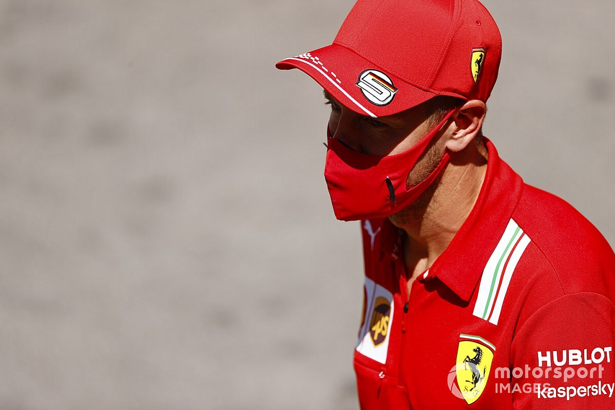 """Vettel: """"Amikor Hornernek vagy Strollnak köszönök, az egyből a címlapokon landol"""""""