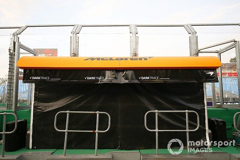 McLaren F1 staff members test negative for coronavirus