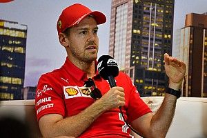 """Vettel: """"La vida te enseña que la F1 no es el centro del universo"""""""