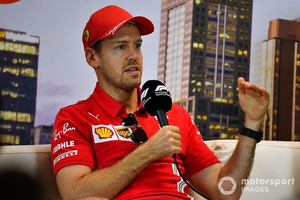 «Формула 1 – не центр вселенной». Феттель об отмене Гран При Австралии