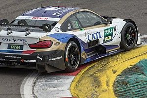 Eng tops opening day of DTM testing for BMW