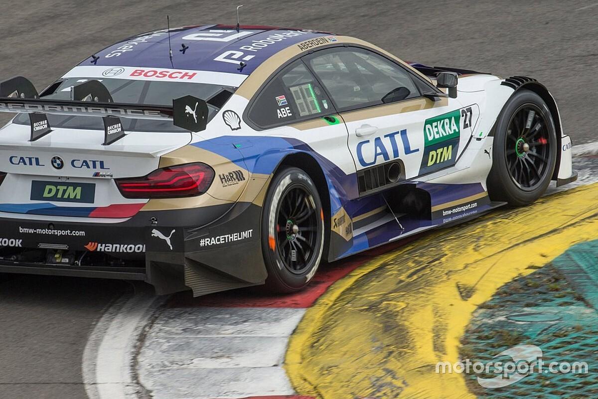 DTM, Test Nurburgring: al mattino svetta la BMW di Philipp Eng