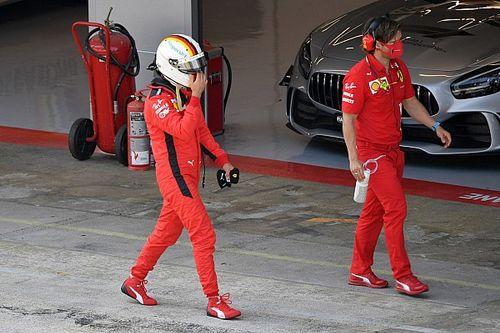 Vettel se pone 'a 3000' tras hacer buena una arriesgada estrategia