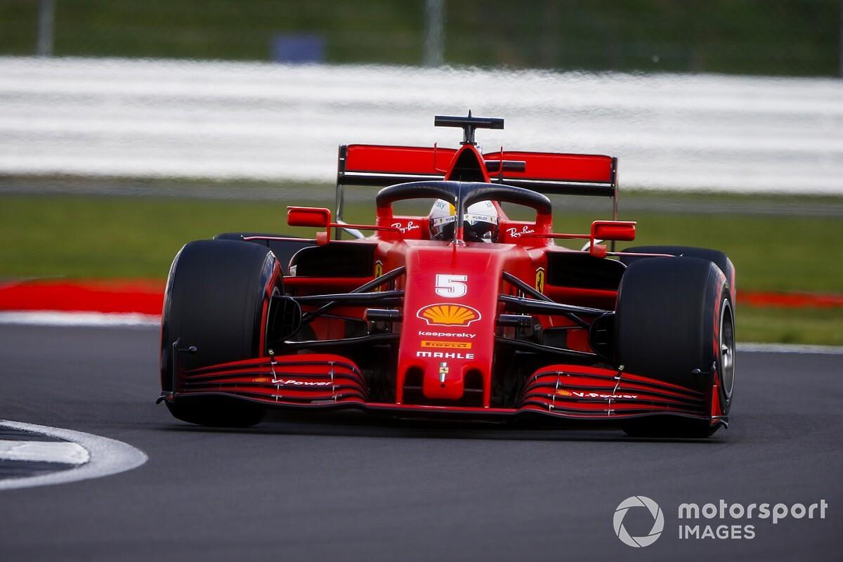 """Sebastian Vettel : """"Ça ne peut pas être pire"""""""