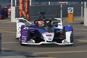 Directo: el ePrix de Berlín de la Fórmula E virtual