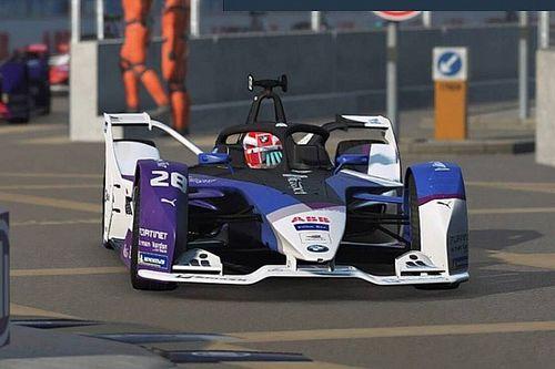 El ePrix de Berlín de la Fórmula E virtual