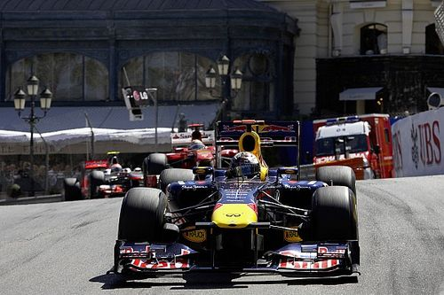 When a red flag ruined a Monaco GP thriller