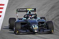 F3, Barcellona: Gara 1 a Hughes, che vince davanti a Lawson