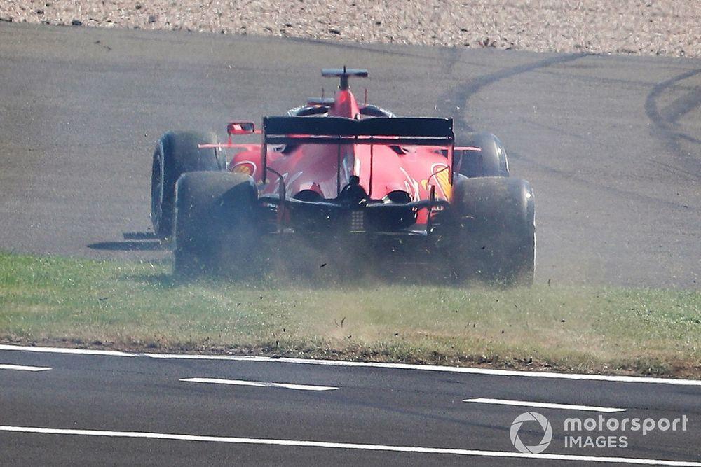 """Vettel: """"La estrategia no tuvo ningún sentido"""""""