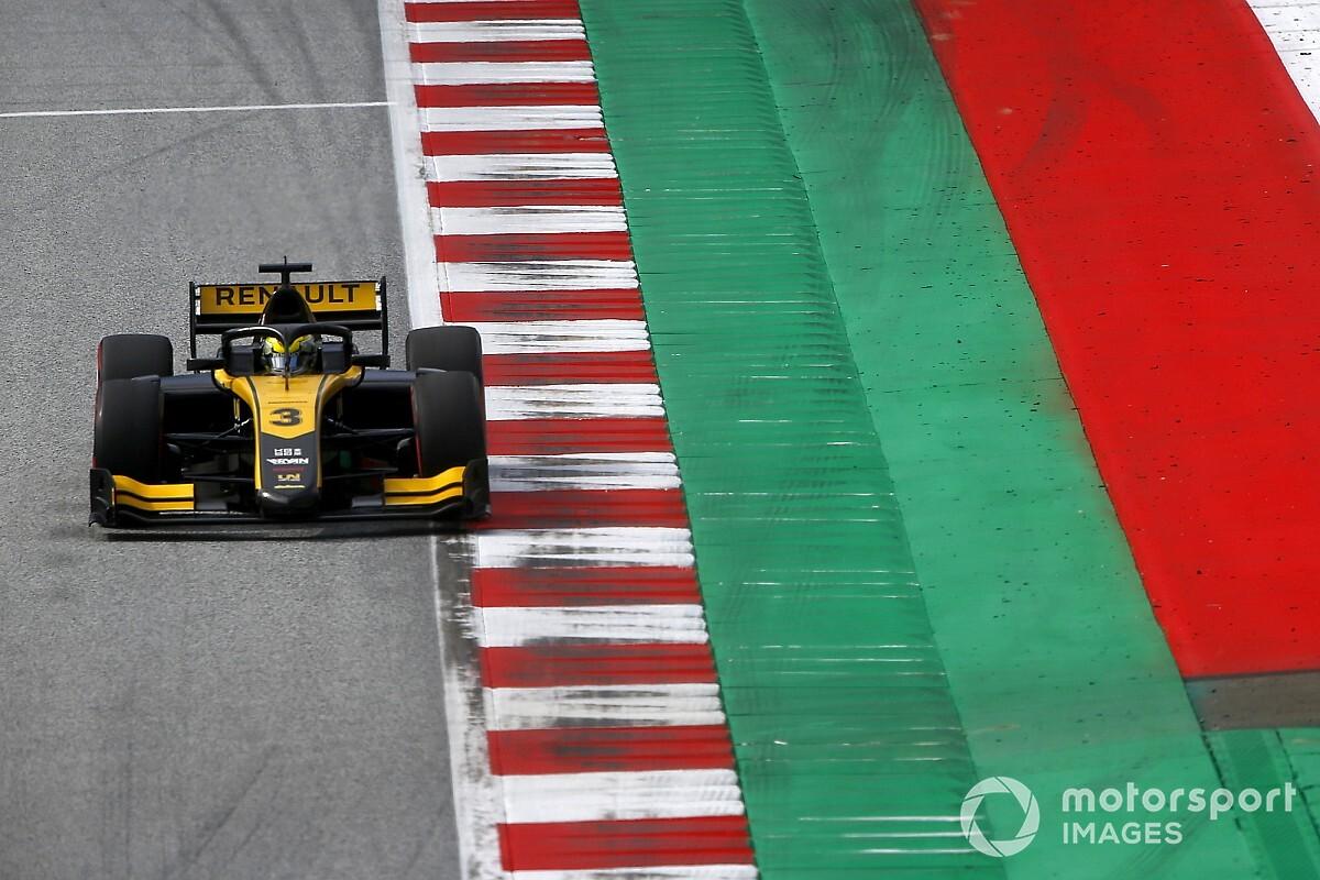 Zhou met machtsvertoon naar pole in F2, eerste startrij voor MP