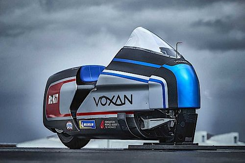 Voxan Wattman Officially Unveiled, And It's An Electric Shark